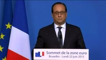 """""""La France fait tout pour que Serge Atlaoui puisse rester en vie"""", dit Hollande"""