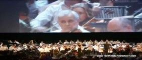 "James Horner dirige la musique de ""Titanic"" en live du Royal Albert Hall de Londres en 2012"