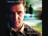 """James Horner - Bande originale du film """"Un Homme d'Exception"""" (2002)"""