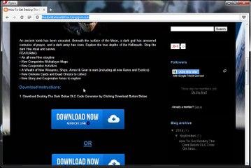 Get Free Destiny The Dark Below DLC Redeem Code