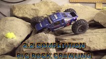 RC ADVENTURES - RC Rock Crawling  Competition - 2.2 Class - Teds Garage - Canada - 4X4 TRUCKS