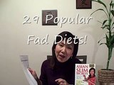 29 Fad Diets You Should Avoid