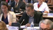 Hamid EL HASSOUNI. Aides à la scolarité. Session du 19 juin 2015
