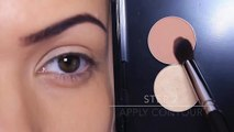 Guides everyday Eye Makeup simple with 5 Steps - Makeup Tutorials - Makeup tips for teen girl 3