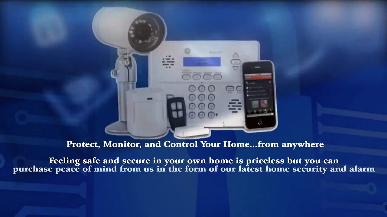leading home security companies