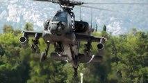 Athens Flying Week 2013 Hellenic Army AH-64 Apache Display