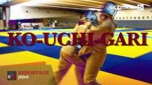 On a testé le judo avec Automne Pavia, médaillée olympique