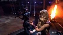 Macy's Stars Of Dance-tWitch & Allison Holker w Lindsey Sterling-Week-7-Results