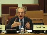 """Colloque """"Identités nationales, Identité européenne"""" - Table ronde 2"""