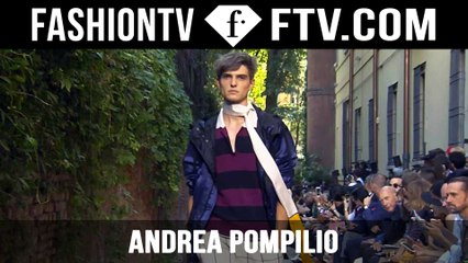 Andrea Pompilio Show Spring/Summer 2016 | Milan Collections: Men | FashionTV