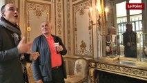 Visite interdite du château de Versailles #3 : Le cabinet de travail secret de Louis XVI