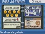 pokemon esmeralda fabrica batalla frente de batalla sabino