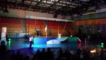 Jade Vigreux - Catégorie Adulte - Championnat de France Pole Dance 2015.