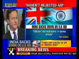UK govt cannot dictate term to India: Veerappa Moily-NewsX