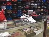 Nike Air Jordan Retro 8   Bugs Bunny   White, Black, Red at Street Gear, Hempstead NY