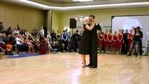 Argentine Tango Salon USA Championship 2014 _ Winners Nicholas Tapia & Stephanie Berg