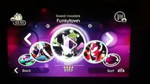 Just Dance - Funkytown