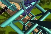 Tree Filled Acres / Amusement Park - RCT3 - Roller Coaster Tycoon 3