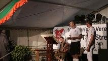 1. Bürgermeister - Rede zum 100 jährigen Jubiläum TSV Streitau