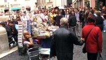 Rom: Amore und Romantik am Trevi-Brunnen - Fontana di trevi