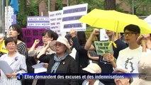 """Corée du Sud: les """"femmes de réconfort"""" demandent des excuses"""