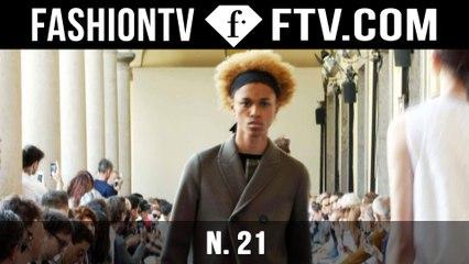 N. 21 Show Spring/Summer 2016 | Milan Collections: Men | FashionTV