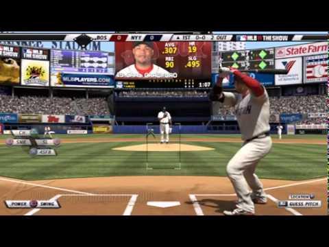 MLB 2K11 vs MLB The Show 11 Comparison
