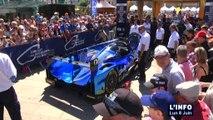 24 Heures du Mans 2015 : Le pesage des voitures (Sarthe)