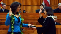 Tulsi Gabbard - Congressional Oath 2013