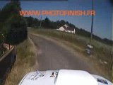 PHOTOFINISH camera embarquee RALLYE