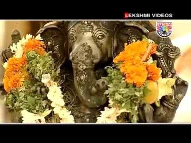 """Kaivalya Dhadavin   Malayalam Devotional """"Ganesha Bhajan"""" HD Video   Ramesh Murali   Lekshmi Audios"""