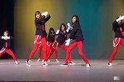 Concurso Ferrocarrilero hip-hop 2012 ADS