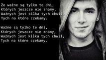 Kamil Bednarek-Dni których jeszcze nie znamy (cover)