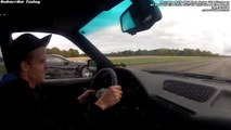 Mercedes SL65 AMG Black Series vs AG BMW M5 E34 Turbo 1007 HP 1220 Nm at the wheels