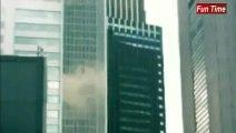 This is not Fun ...... Earthquake shakes buildings like swings in tokyo