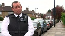 Policeman describes the hunt for London's machete killer