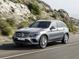 Le Mercedes GLK devient GLC