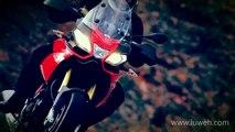 2014 Aprilia Caponord 1200 Travel Pack Walkaround - 2013 EICMA Milan Motorcycle Exhibition