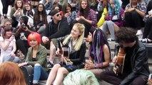 Hey Violet - Blank Space (Acoustic Hangout Wembley 14-06-15)