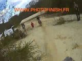 PHOTOFINISH camera embarquee MOTOCROSS A