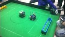 RoboCup Junior 2012 China Open Soccer A - Team Automaton Institute (HFAI)
