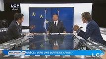 Parlement'air - La séance continue : Invités : Guillaume Larrivé (LR), Razzy Hammadi (PS)