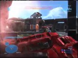 Halo Reach Multiplayer Gameplay Commentary Tips Running Riot on Asylum