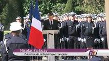 Obsèques d'honneur pour le policier de Dammarie-Les-Lys