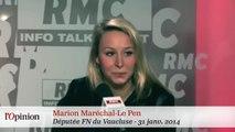 Marion Maréchal-Le Pen : rap et réac à la fois !