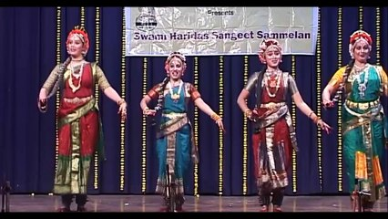 Suchitra Rane - Kuchipudi Group | Indian Classical Dance Form |