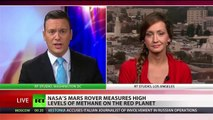 Aliens : NASA reports they have possibly found proof of Alien life on Mars (Dec 17, 2014)