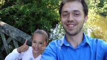 Dad and Daughter Do 39 Random Acts of Kindness for Their Birthdays