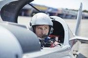 Preparing for the G-Force of Aerobatic Flight - Red Bull Air Race 2015
