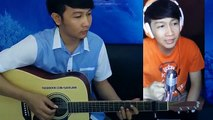 Tong Hua 童话 (Fairy Tale) cover by Nathan Fingerstyle [belajar nyanyi]